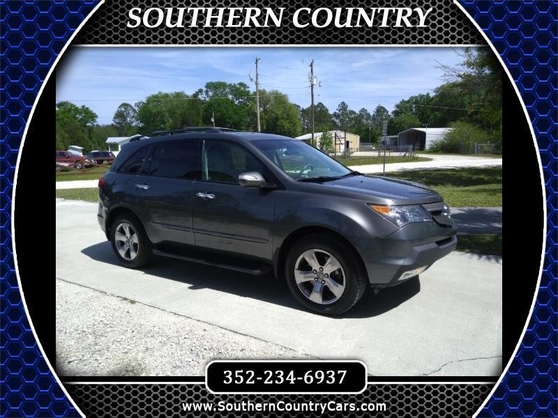 Acura MDX 4WD 4dr Sport Pkg 2007