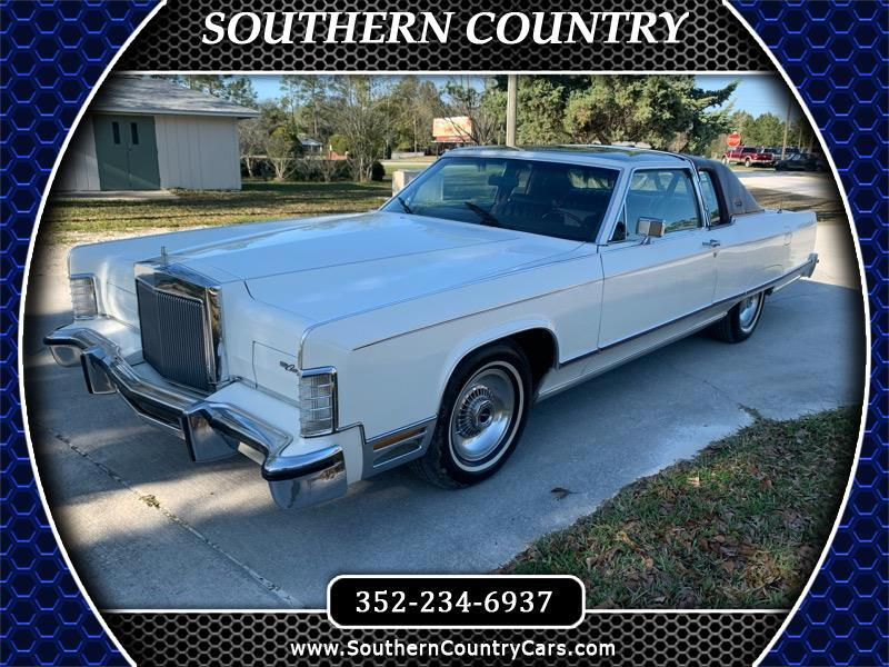 Lincoln Town Coupe  1977