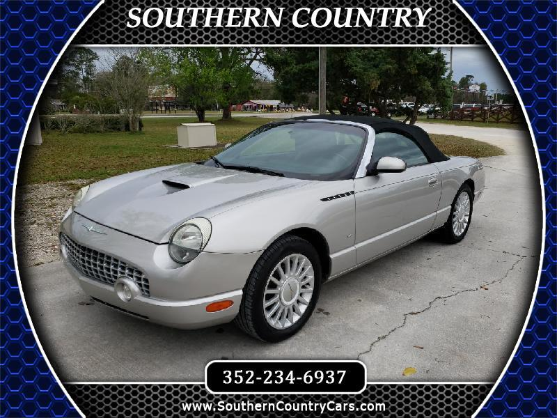 Ford Thunderbird 2dr Convertible Deluxe 2004