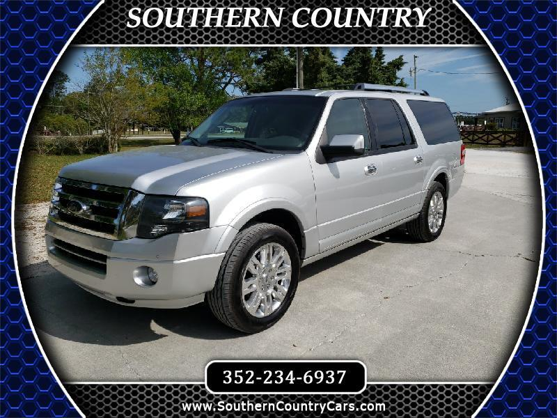 Ford Expedition EL 2WD 4dr Limited 2014