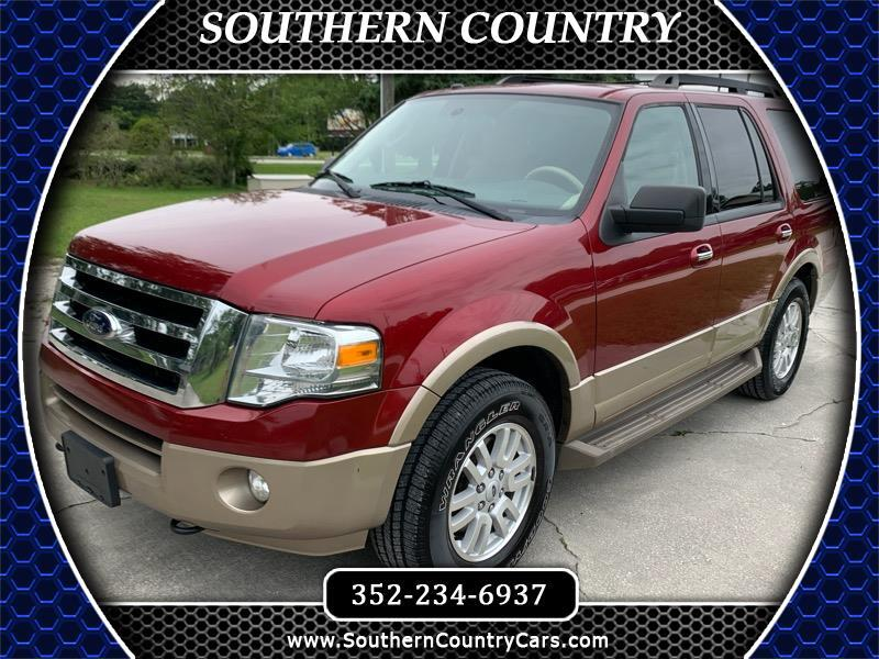 Ford Expedition 4WD 4dr XLT 2014