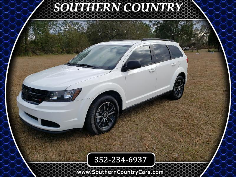 Dodge Journey SE FWD 2018