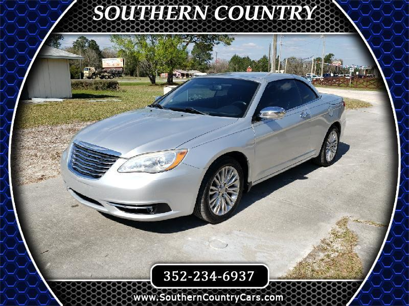 Chrysler 200 2dr Conv Limited 2011
