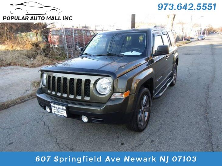 Jeep Patriot Latitude 4WD 2015