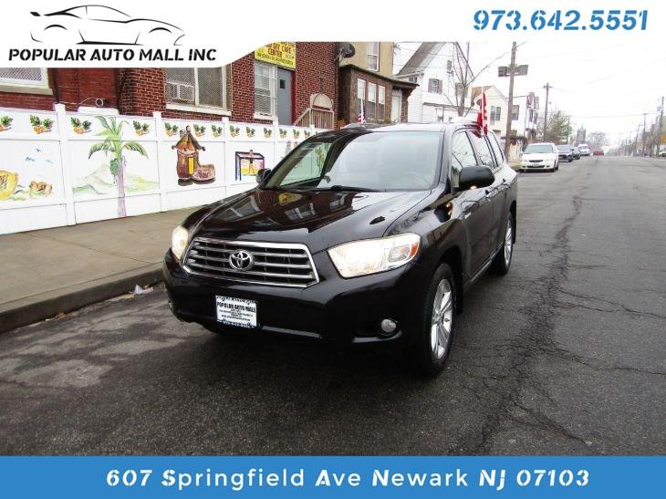 Toyota Highlander Limited 4WD 2008