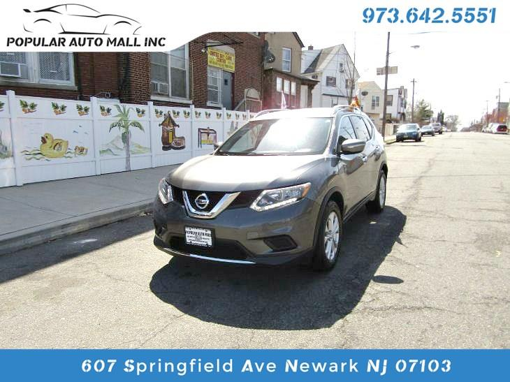 Nissan Rogue SV 2WD 2015