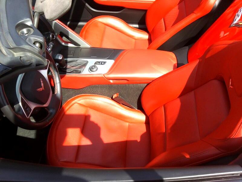 2014 Chevrolet Corvette 2dr Stingray Z51 Conv w/2LT