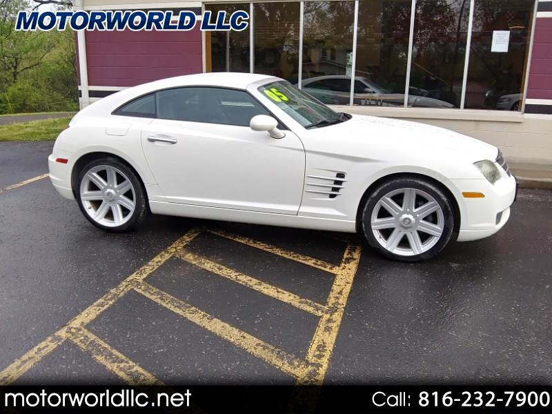 2005 Chrysler Crossfire 2dr Cpe
