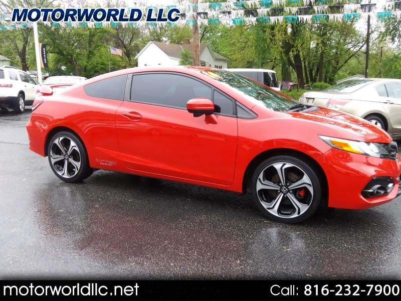 2014 Honda Civic Si Coupe 6-Speed MT