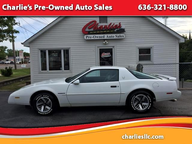 1991 Pontiac Firebird Coupe