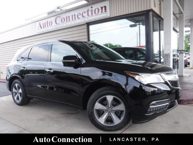 2016 Acura MDX SH-AWD 9-Spd AT
