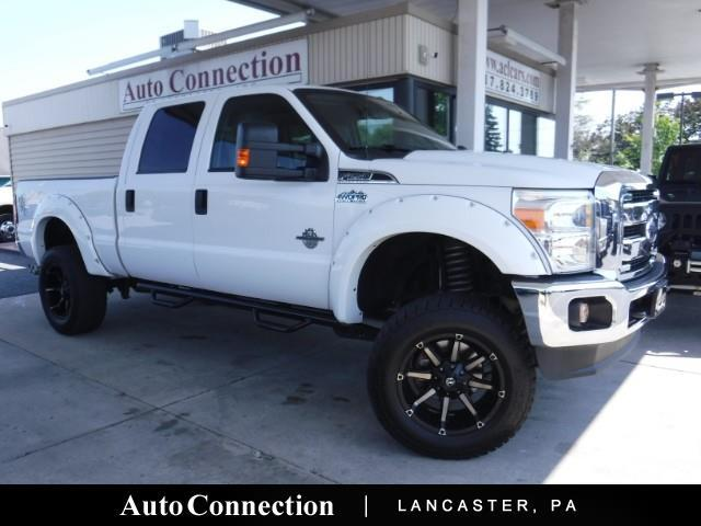 2013 Ford F-250 SD XLT Crew Cab LIFTED 4WDPRO EDITION
