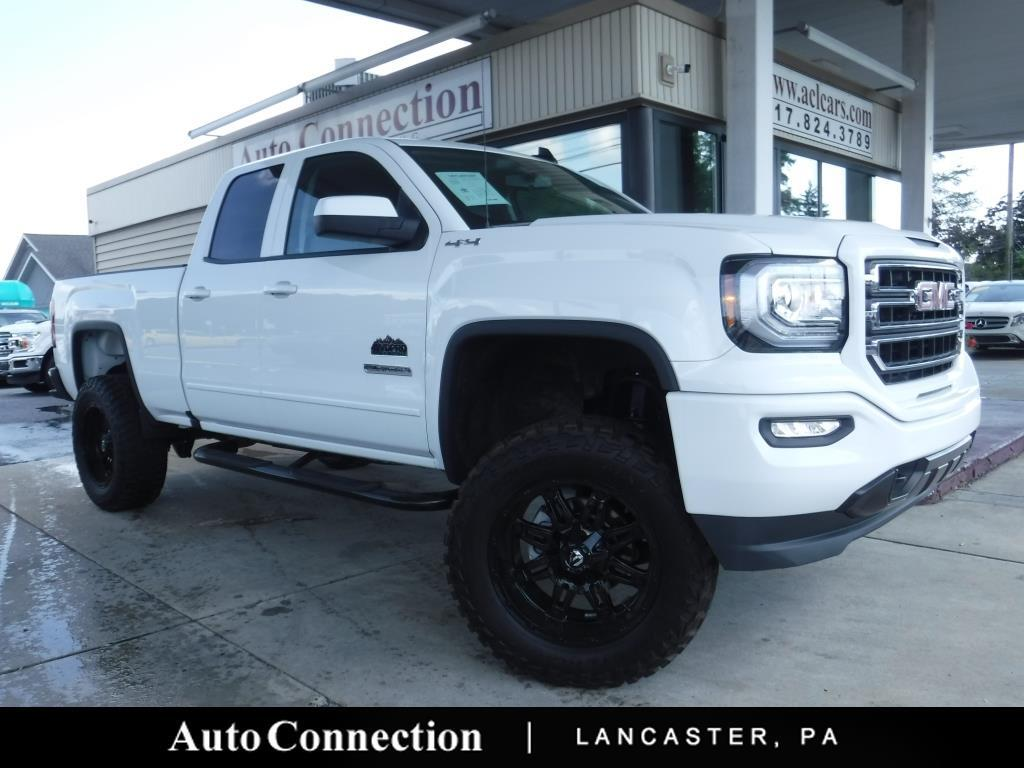 2018 GMC Sierra 1500 Elevation Double Cab LIFTED 4WDPRO EDITION