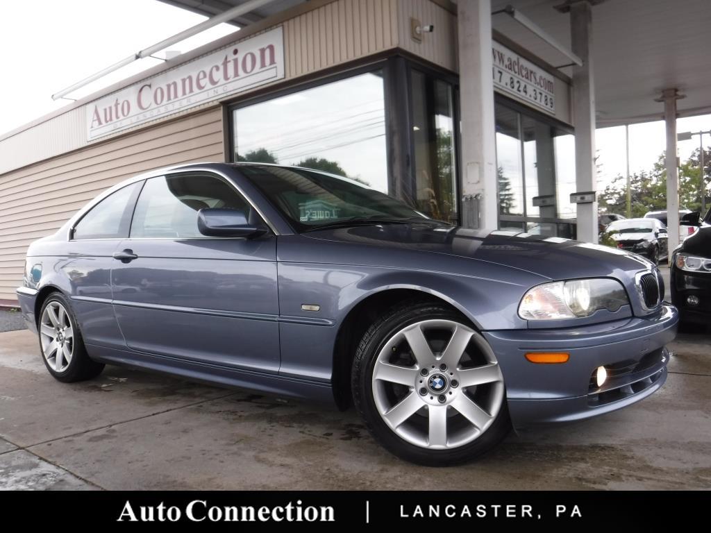 2002 BMW 3 Series 325Ci 2dr Cpe