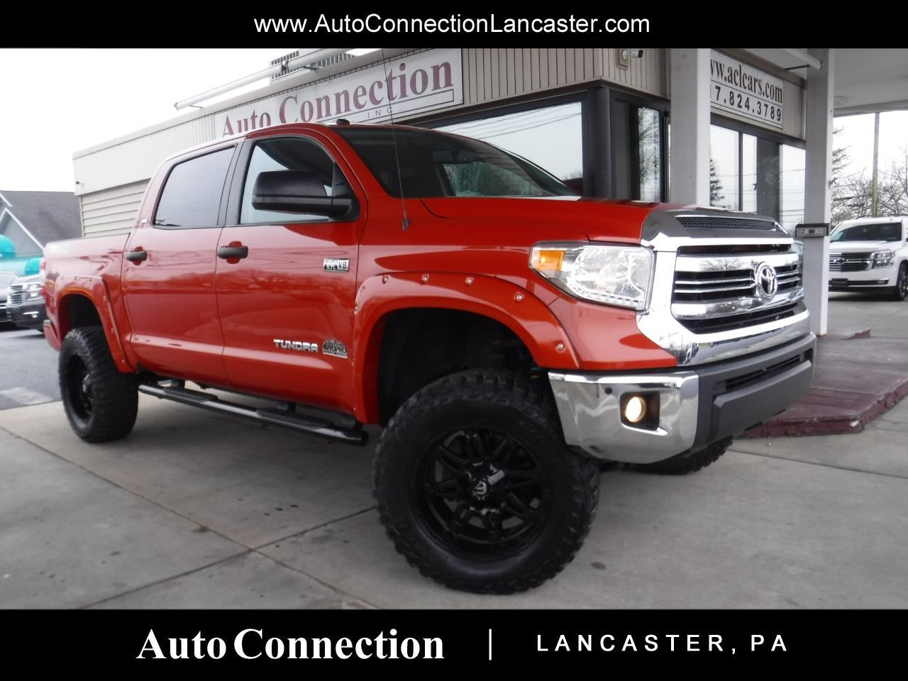 2016 Toyota Tundra 4WD Truck CrewMax 5.7L V8 TRD Off Road LIFTED 4WDPRO EDITION