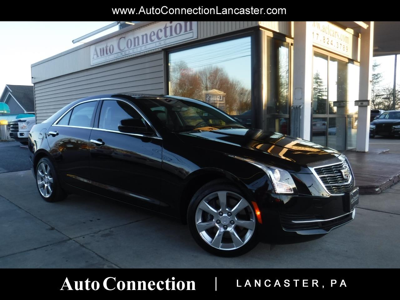 2016 Cadillac ATS Sedan 4dr Sdn 2.0L Standard AWD