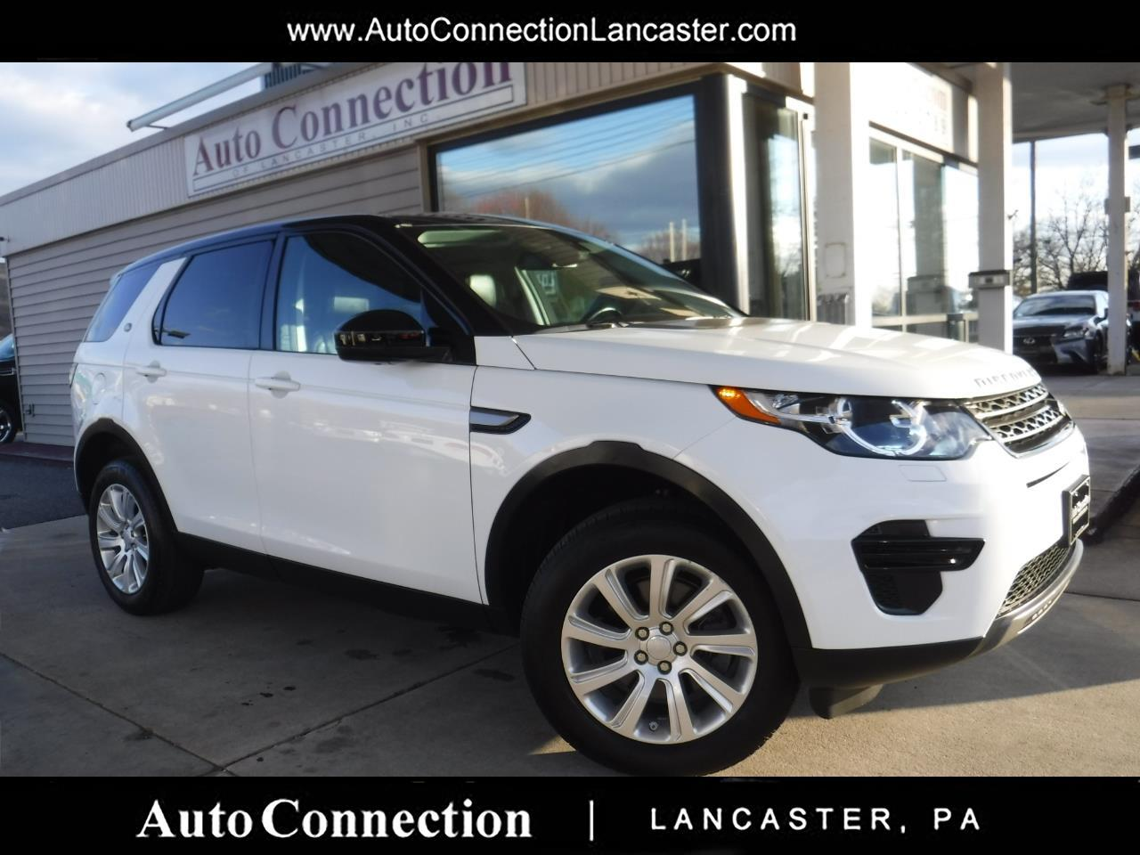 2016 Land Rover Discovery Sport AWD 4dr SE