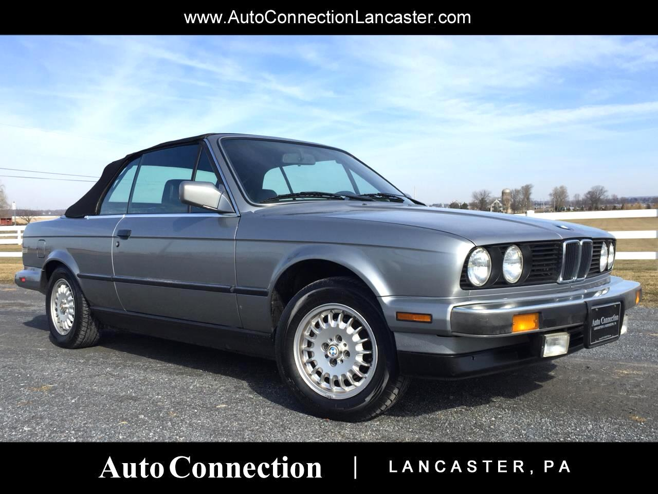1987 BMW 3 Series 2dr Convertible 325iC
