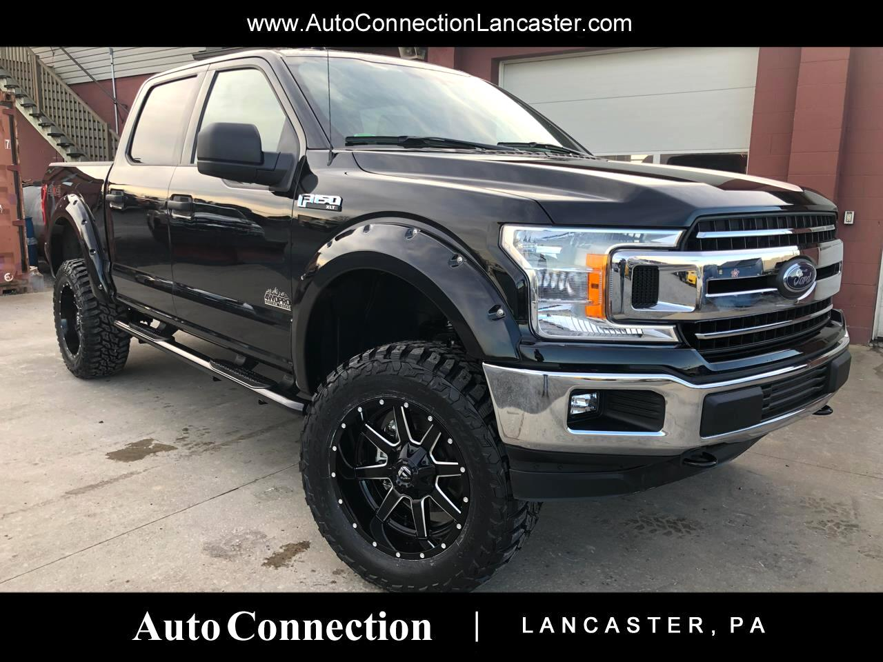 2018 Ford F-150 XLT SuperCrew 5.5-ft Bed LIFTED 4WDPRO EDITION