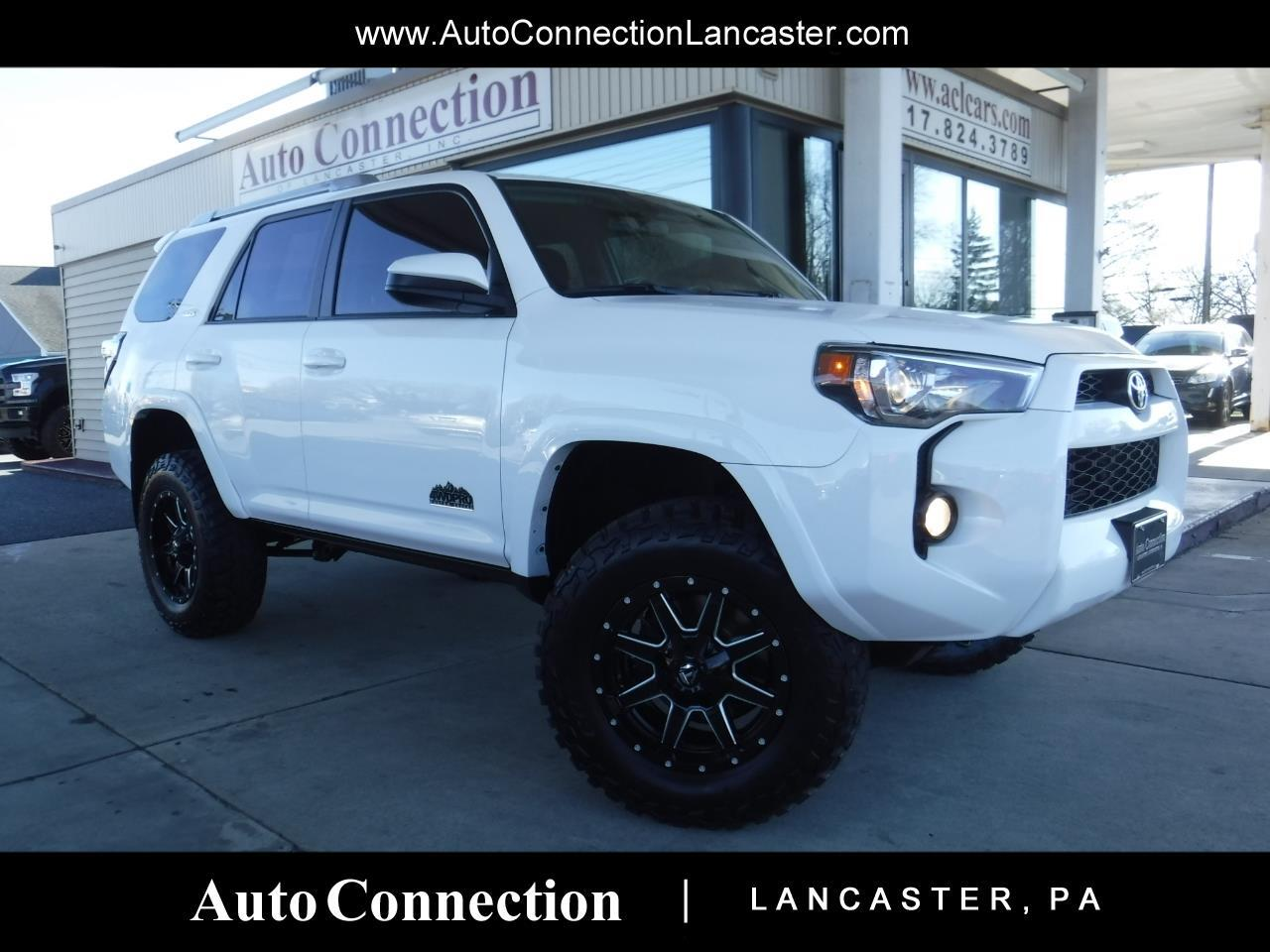 2015 Toyota 4Runner 4dr SR5 V6 Auto LIFTED 4WDPRO EDITION