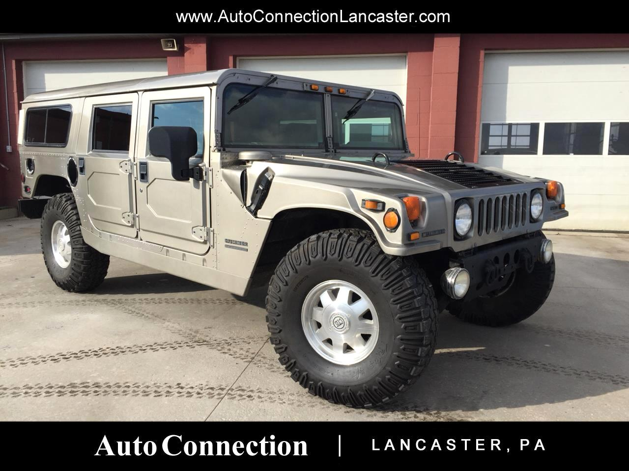 2000 AM General Hummer 4-Passenger Wgn Enclosed