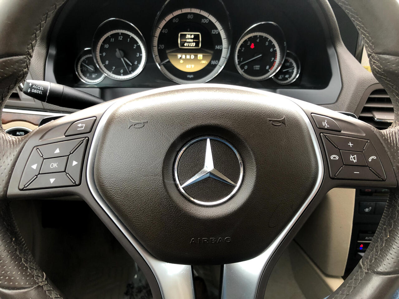 2012 Mercedes-Benz E-Class 2dr Cabriolet E 350 RWD