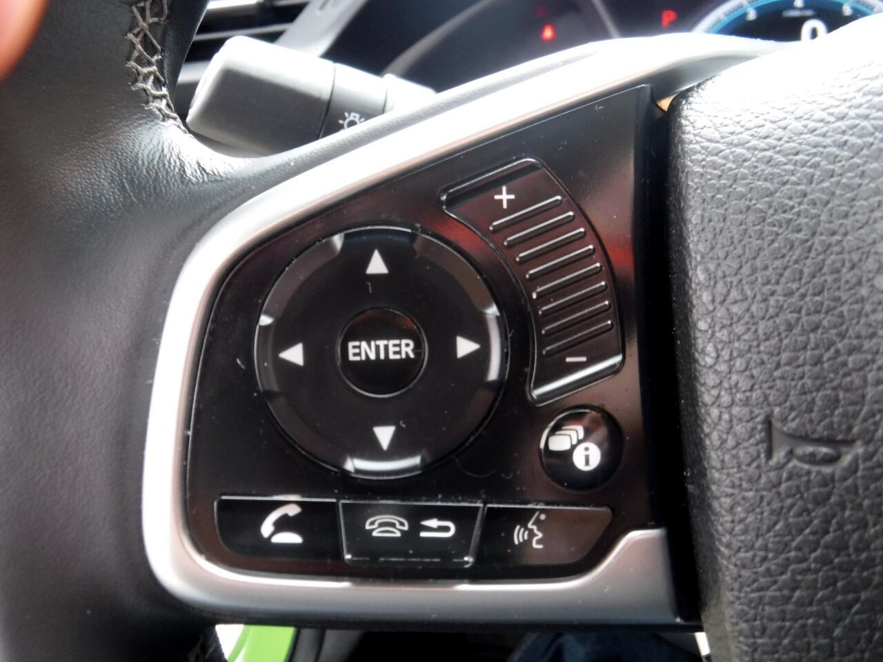 2017 Honda Civic Coupe 2dr CVT EX-L