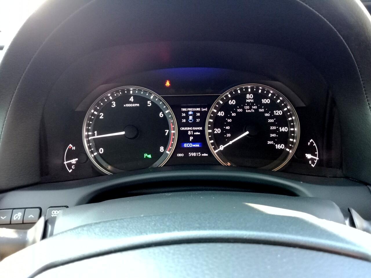 Lexus GS 350 4dr Sdn RWD 2015