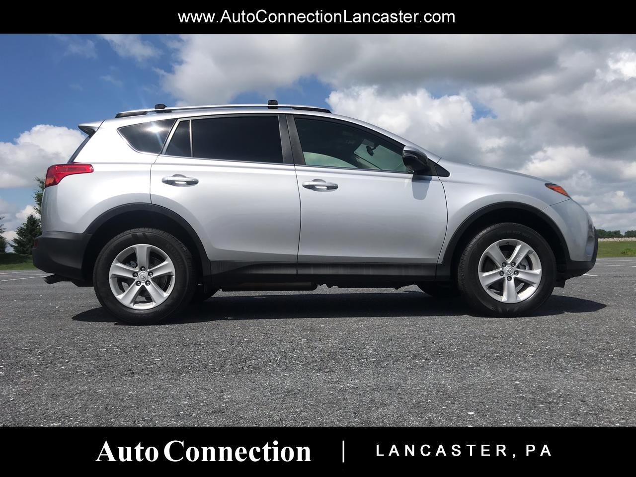 Toyota Lancaster Pa >> Used 2014 Toyota Rav4 Awd 4dr Xle Natl For Sale In