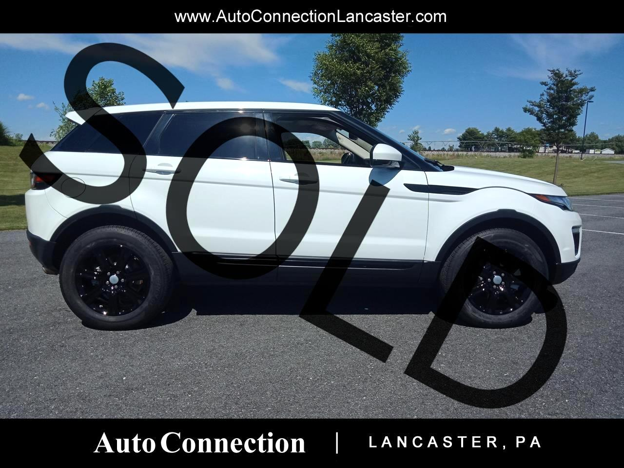 2016 Land Rover Range Rover Evoque 5dr HB SE