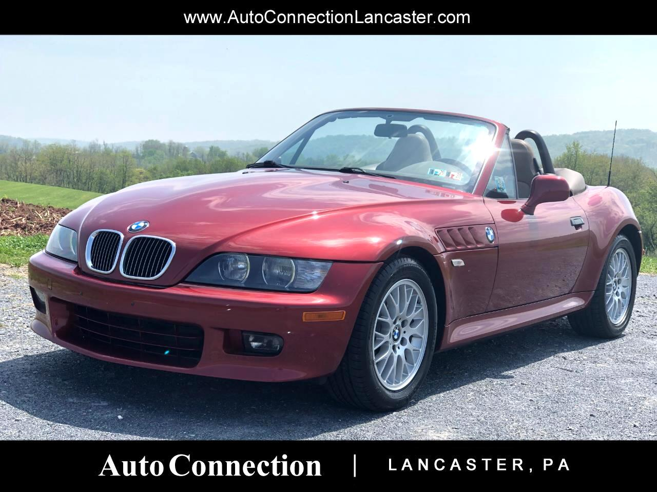 2000 BMW Z3 Z3 2dr Roadster 2.8L