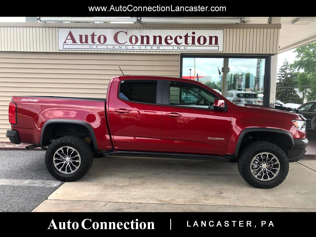 "2018 Chevrolet Colorado 4WD Crew Cab 128.3"" ZR2"