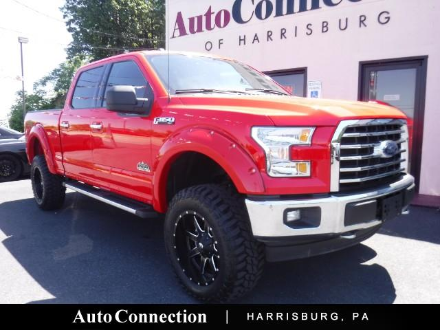 2017 Ford F-150 XLT SuperCrew LIFTED 4WD PRO Editon