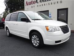 2010 Chrysler Town & Country