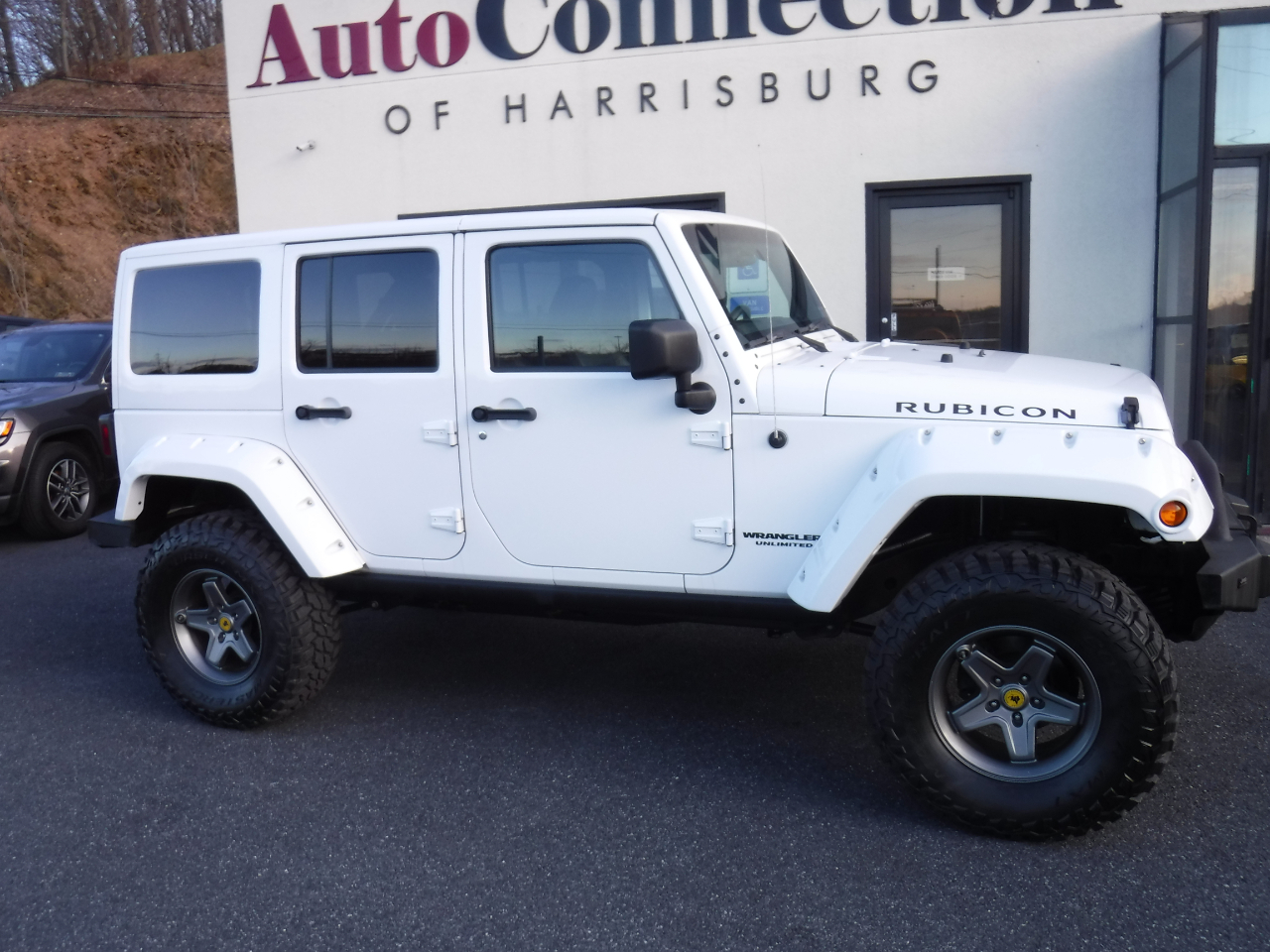 2012 Jeep Wrangler Unlimited 4WD 4dr Rubicon