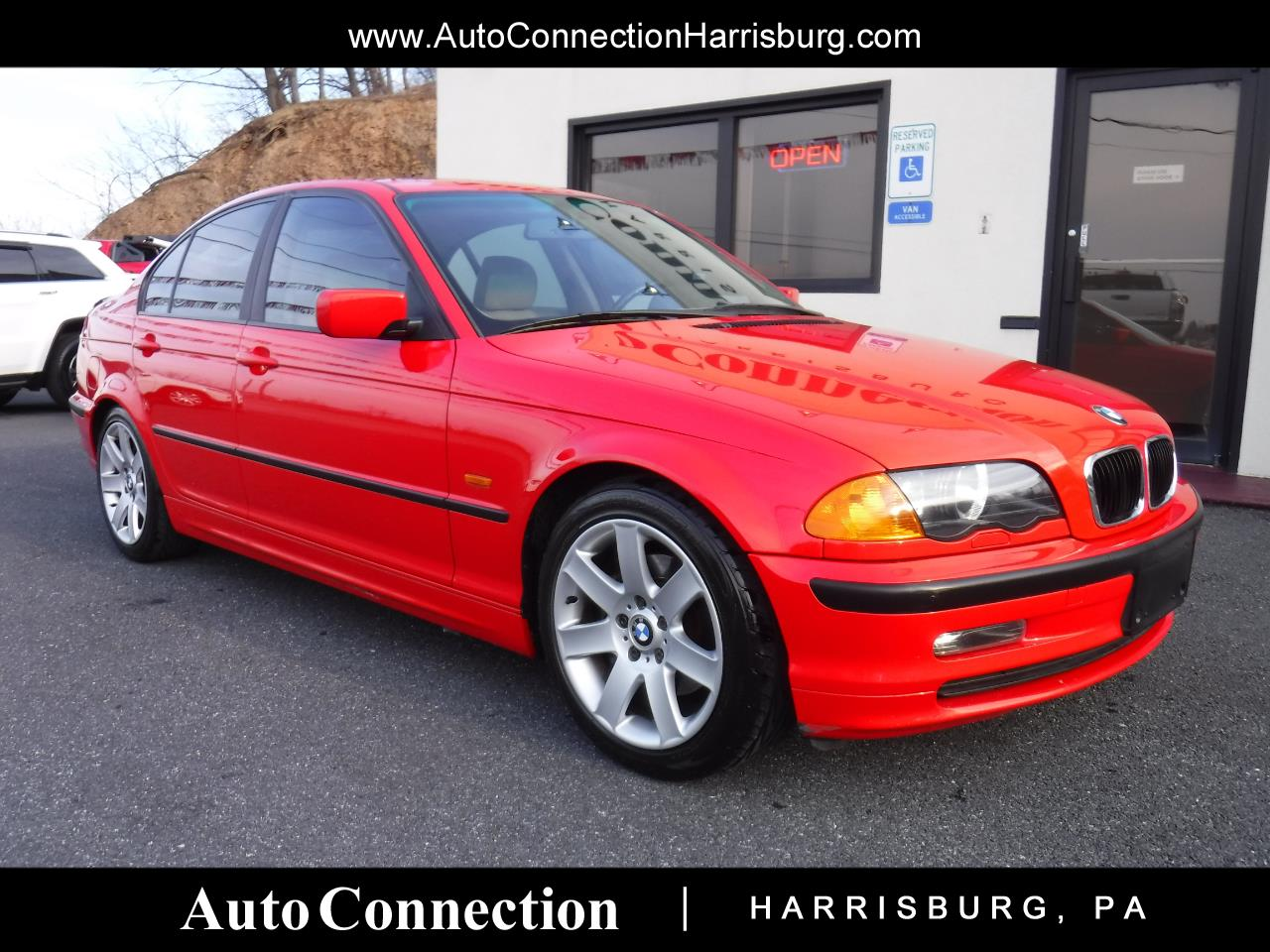 2001 BMW 3 Series 325i 4dr Sdn
