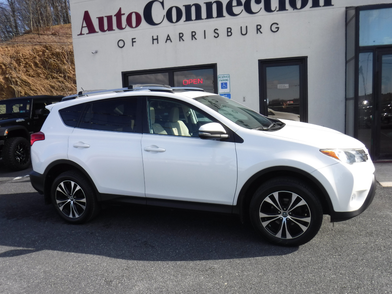 2015 Toyota RAV4 AWD 4Ddr Limited