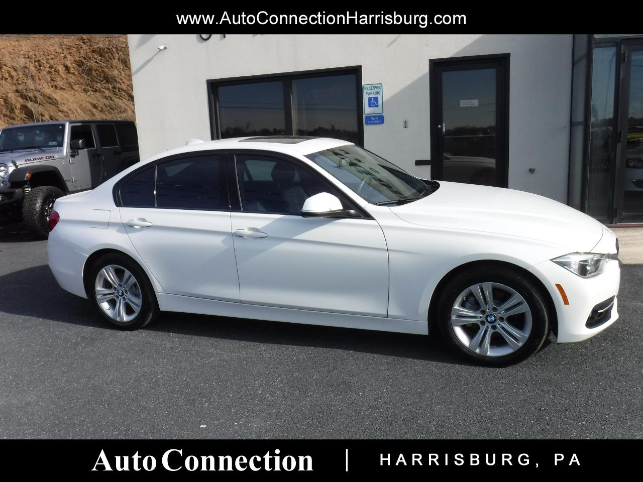2016 BMW 3 Series 4dr Sdn 328d xDrive AWD