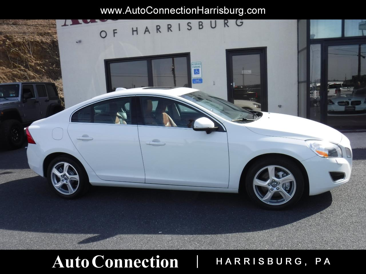 2012 Volvo S60 FWD 4dr Sdn T5