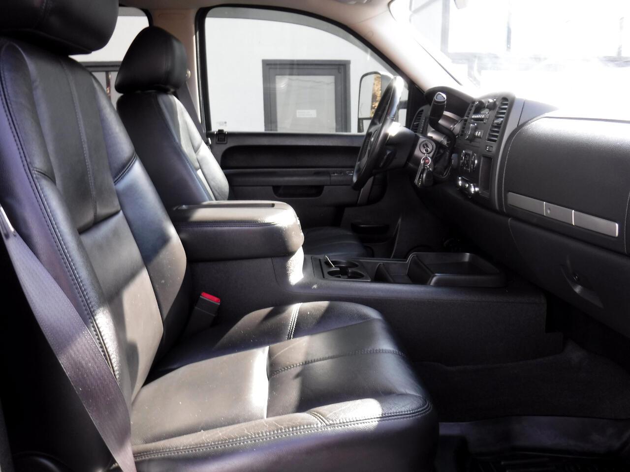 2014 GMC Sierra 2500HD 4WD Crew Cab SLE LIFTED