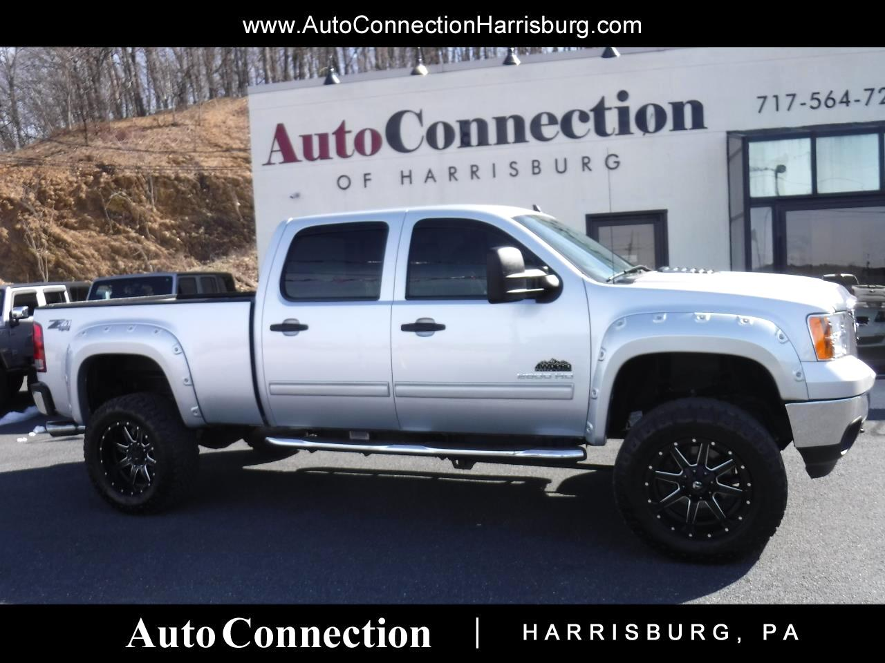 2014 GMC Sierra 2500HD 4WD Crew Cab SLE LIFTED