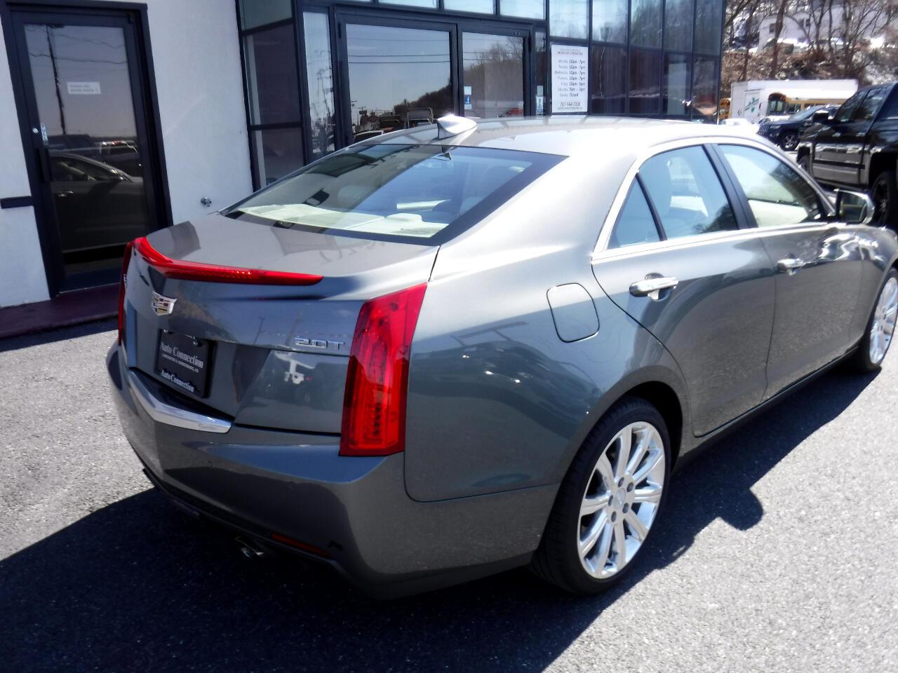 2016 Cadillac ATS Sedan 4dr Sdn 2.0L Luxury Collection AWD