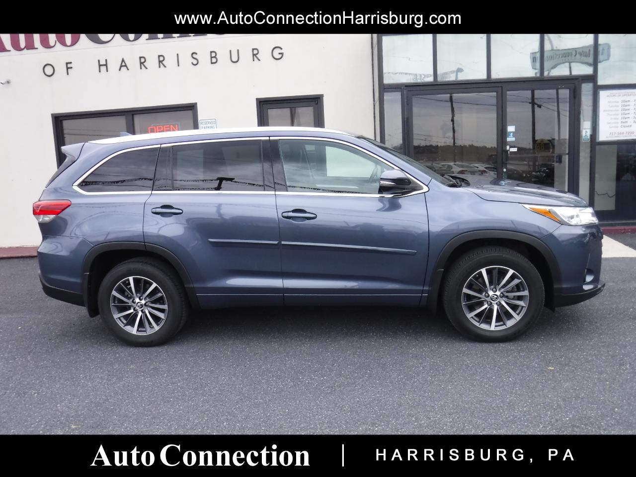 Toyota Lancaster Pa >> Used 2018 Toyota Highlander XLE V6 AWD (Natl) for Sale in Harrisburg PA 17111 Auto Connection of ...