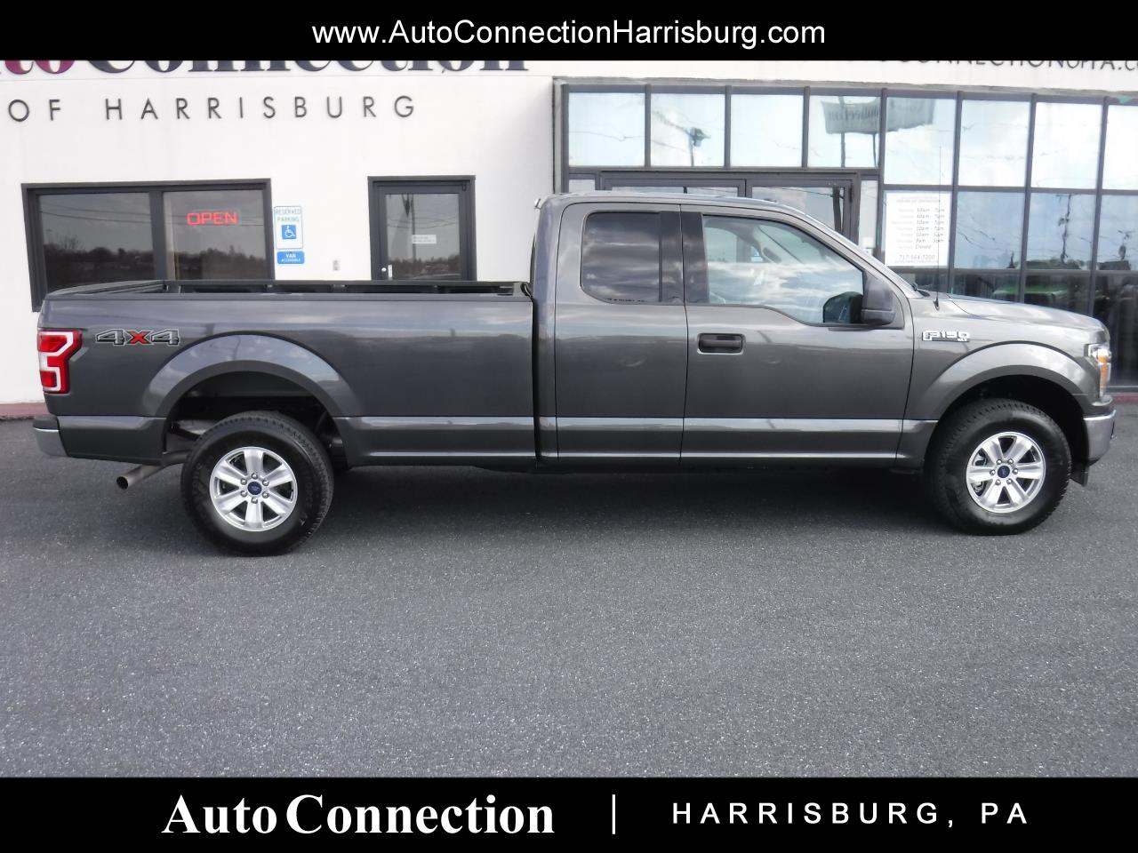 2018 Ford F-150 XLT SuperCab 8-ft. Bed 4WD