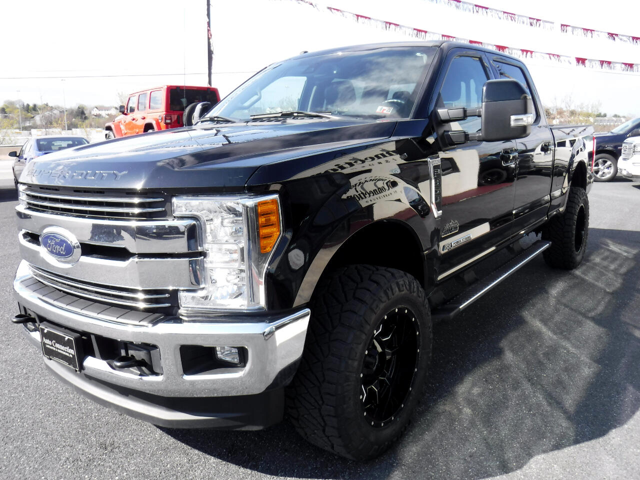 2017 Ford Super Duty F-350 SRW 4WD Crew Cab 156