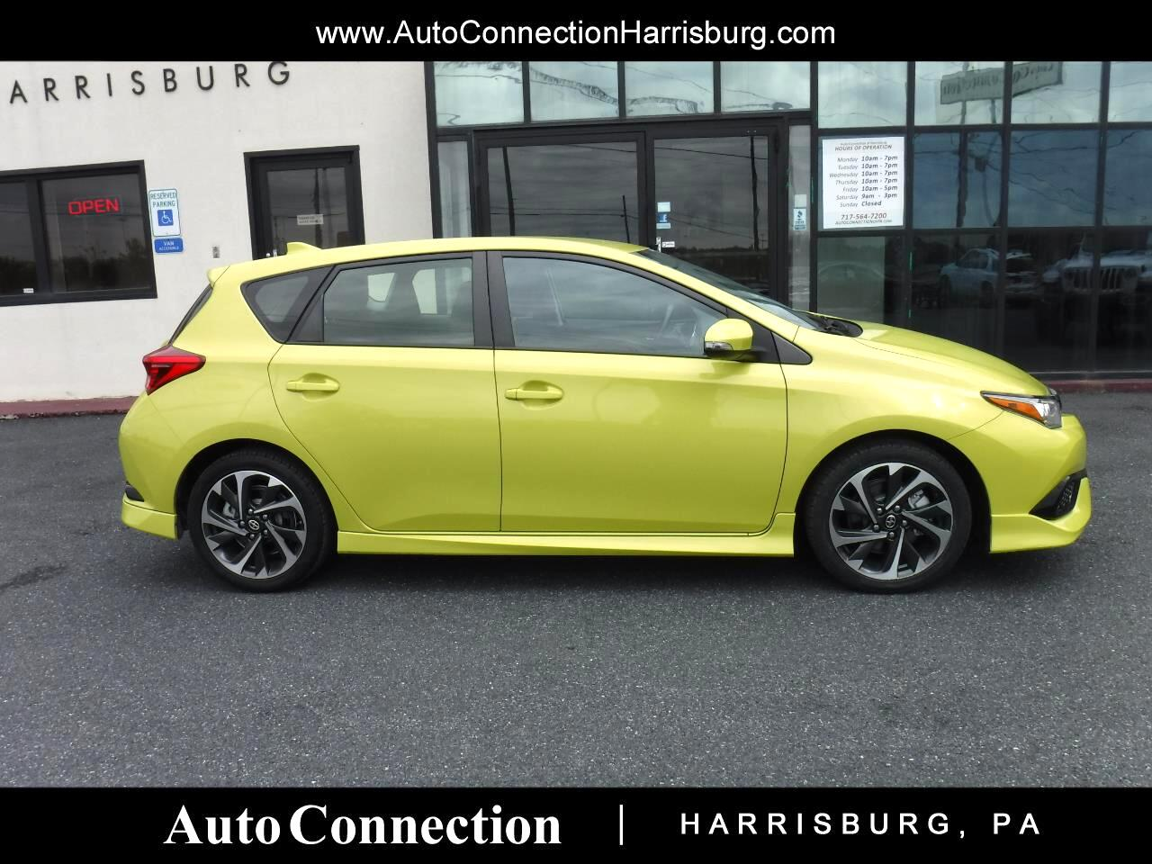 2016 Scion iM 5dr HB 6 Speed Manual