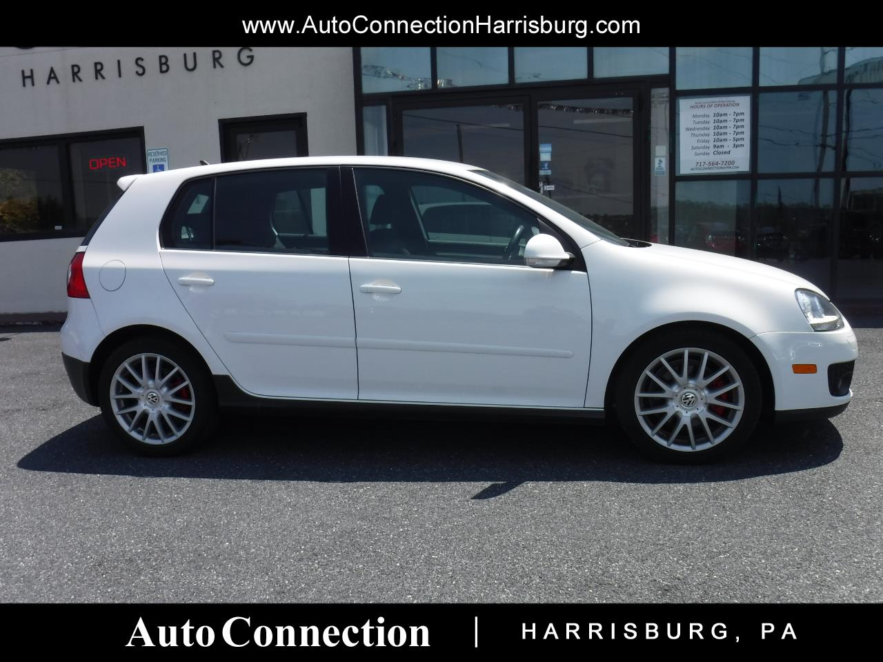 2007 Volkswagen GTI 4dr HB Manual