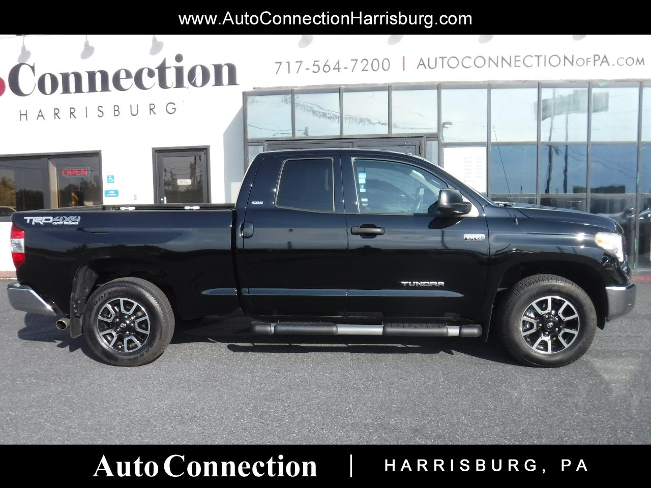2016 Toyota Tundra 4WD Truck Double Cab 5.7L V8 6-Spd AT SR5 (Natl)