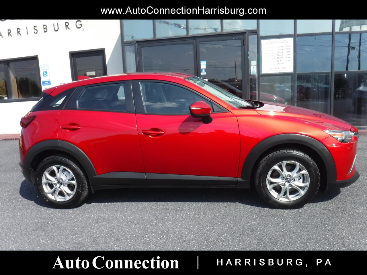 2016 Mazda CX-3 AWD 4dr Touring