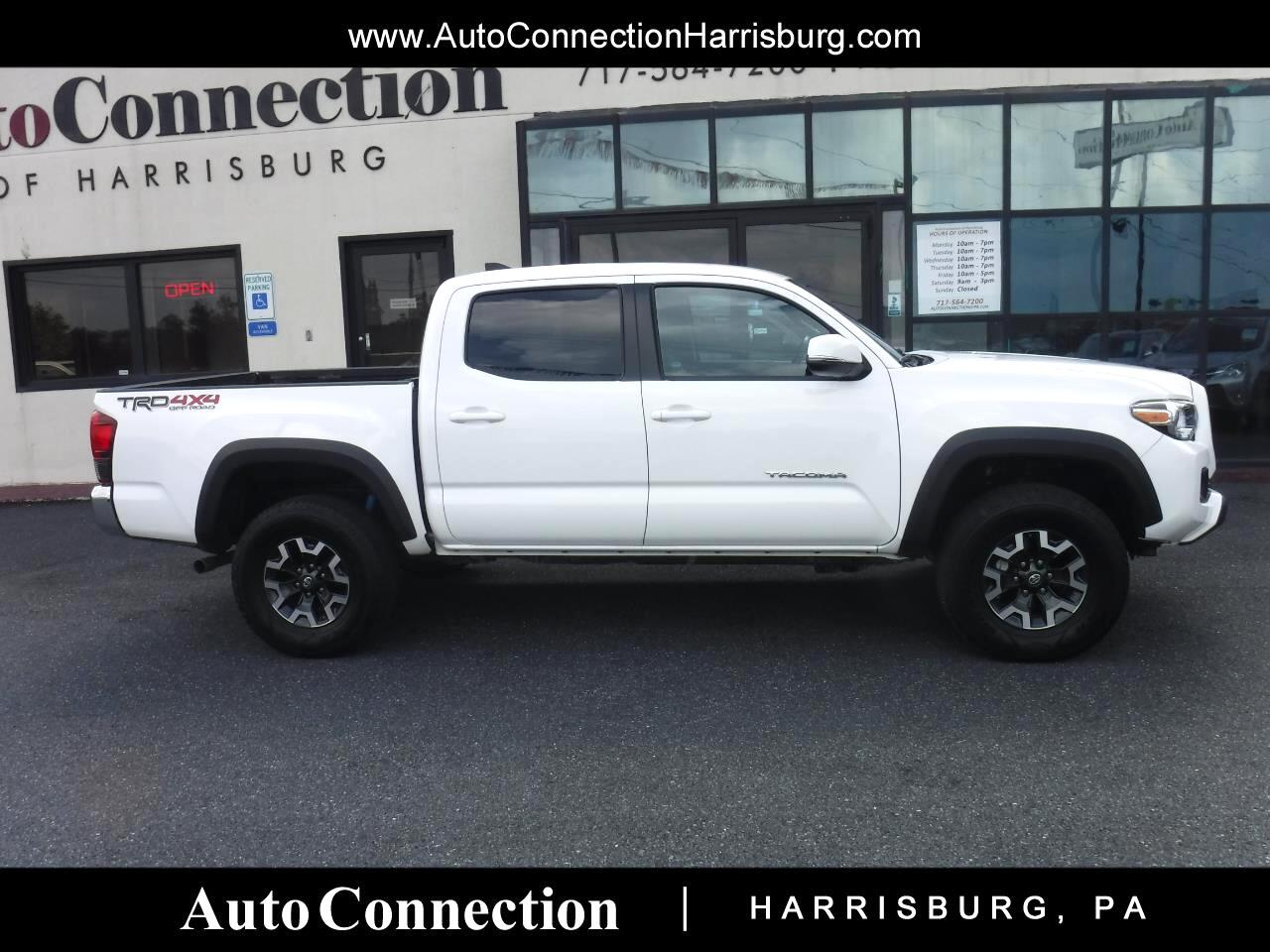 2019 Toyota Tacoma 4WD TRD Off Road Double Cab 5' Bed V6 AT (Natl)